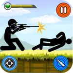 Stickman Shooting: Free offline 2D shooting games 2.54 APK