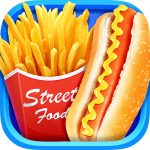 Street Food  – Make Hot Dog & French Fries 1.6 APK