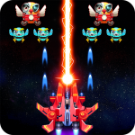 Strike Galaxy Attack: Alien Space Chicken Shooter 10.1 APK