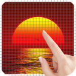 Stunning Sunsets Color by Number – Pixel Art Game 1.1 APK