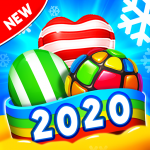 Sweet Candy Puzzle: Crush & Pop Free Match 3 Game 1.21.3996 APK