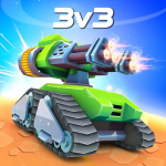 Tanks A Lot! – Realtime Multiplayer Battle Arena 2.72  APK