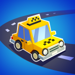 Taxi Run – Crazy Driver 1.28.2 APK