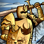 The Paladin's Story: Melee & Text RPG (Offline) 0.73.2  APK