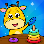 Toddler Games for 2 and 3 Year Olds 3.2.3 APK