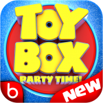 Toy Box Party Story Time – toys drop game! 432 APK