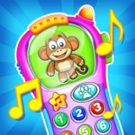Toy phone: Sensory apps for Babies and Toddlers 1.0 APK