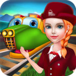 Train Station Simulator Game – Fun Games for Kids 1.0.2 APK