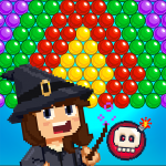 Witch Pop Magic: Magical Bubble Shooter Pixel Game 1.6 APK