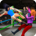 Women Wrestling Fight Revolution: Fighting Games 2.8 APK