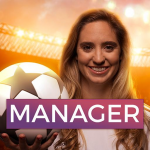 Women's Soccer Manager – Football Manager Game 1.0.45  APK