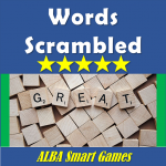 Word Scramble Game,addictive word games free 7.3 APK