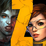 Zero City: Zombie games for Survival in a shelter 1.22.1   APK