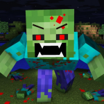 Zombie Apocalypse map for MCPE. New maps and mods 3 APK