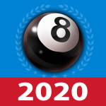 8 ball billiards Offline / Online pool free game 80.57