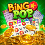 Bingo Pop – Live Multiplayer Bingo Games for Free 6.4.42 APK