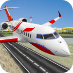 City Airplane Pilot Flight New Game-Plane Games 2.53   APK