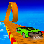Impossible Dangerous Tracks Real Crazy Cars Stunt 0.1 APK