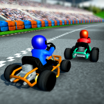 Kart Rush Racing – 3D Online Rival World Tour 12.3 APK