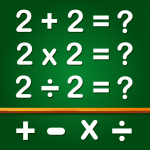 Math Games, Learn Add, Subtract, Multiply & Divide 7.8 APK