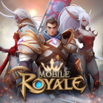 Mobile Royale MMORPG – Build a Strategy for Battle 1.14.4 APK