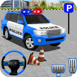 Police Jeep Spooky Stunt Parking 3D 2 1.2  APK