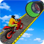 Racing Moto Bike Stunt -Impossible Track Bike Game 1.19 APK
