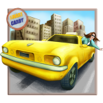 Smart Cabby – Taxi Driving Game with Traffic 1.2.4.8 APK