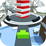 Stacky Tower Breaker: Fire Shooting Stack Ball 3D 2.7 APK