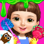 Sweet Baby Girl Cleanup 5 – Messy House Makeover 7.0.30019  APK