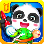 Baby Panda's Drawing Book – Painting for Kids 8.48.00.01 APK