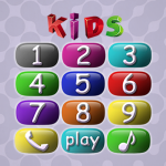 Baby Phone for Kids – Learning Numbers and Animals  APK 3.1.0
