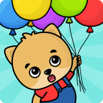 Baby games for 2 to 4 year olds 1.84 APK