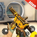 Bank Robbery SSG Shooting Game 2020  APK