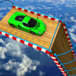 Car Driving – Impossible Racing Stunts & Tracks 505 APK