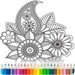 Coloring Book for Adults 7.6.4  APK