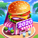 Cooking Marina – fast restaurant cooking games 1.6.01 APK