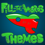 Find The Words – search puzzle with themes 4.0.3  APK