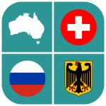 Geography Quiz – flags, maps & coats of arms 1.5.18 · APK