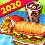 Hell's Cooking: crazy burger, kitchen fever tycoon 1.121 APK