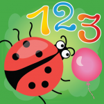 Learning numbers is funny. Toddlers learning games 2.5 APK