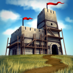 Lords & Knights – Medieval Building Strategy MMO 8.13.0  APK
