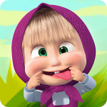 Masha and the Bear Child Games  APK 3.3.9