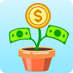 Merge Money – I Made Money Grow On Trees 1.6.0 APK