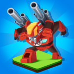 Merge Robots – Click & Idle Tycoon Games 11.4.5 4.0 APK