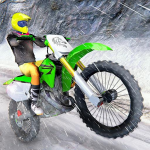 Mountain Bike Snow Moto Racing 2.1 APK