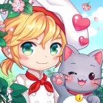 My Secret Bistro: Play cooking game with friends 1.7.4  APK