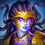 MythWars & Puzzles: RPG Match 3 2.2.2.1 APK