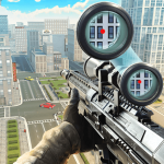 New Sniper Shooter: Free offline 3D shooting games 1.87  APK