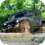 Offroad Jeep Hill Climbing: 4×4 Off Road Racing 1.0 APK